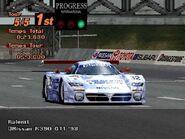 1998 Nissan R390 GT1 Race Car
