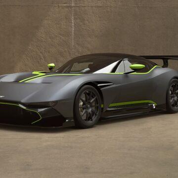 Aston Martin Vulcan 16 Gran Turismo Wiki Fandom