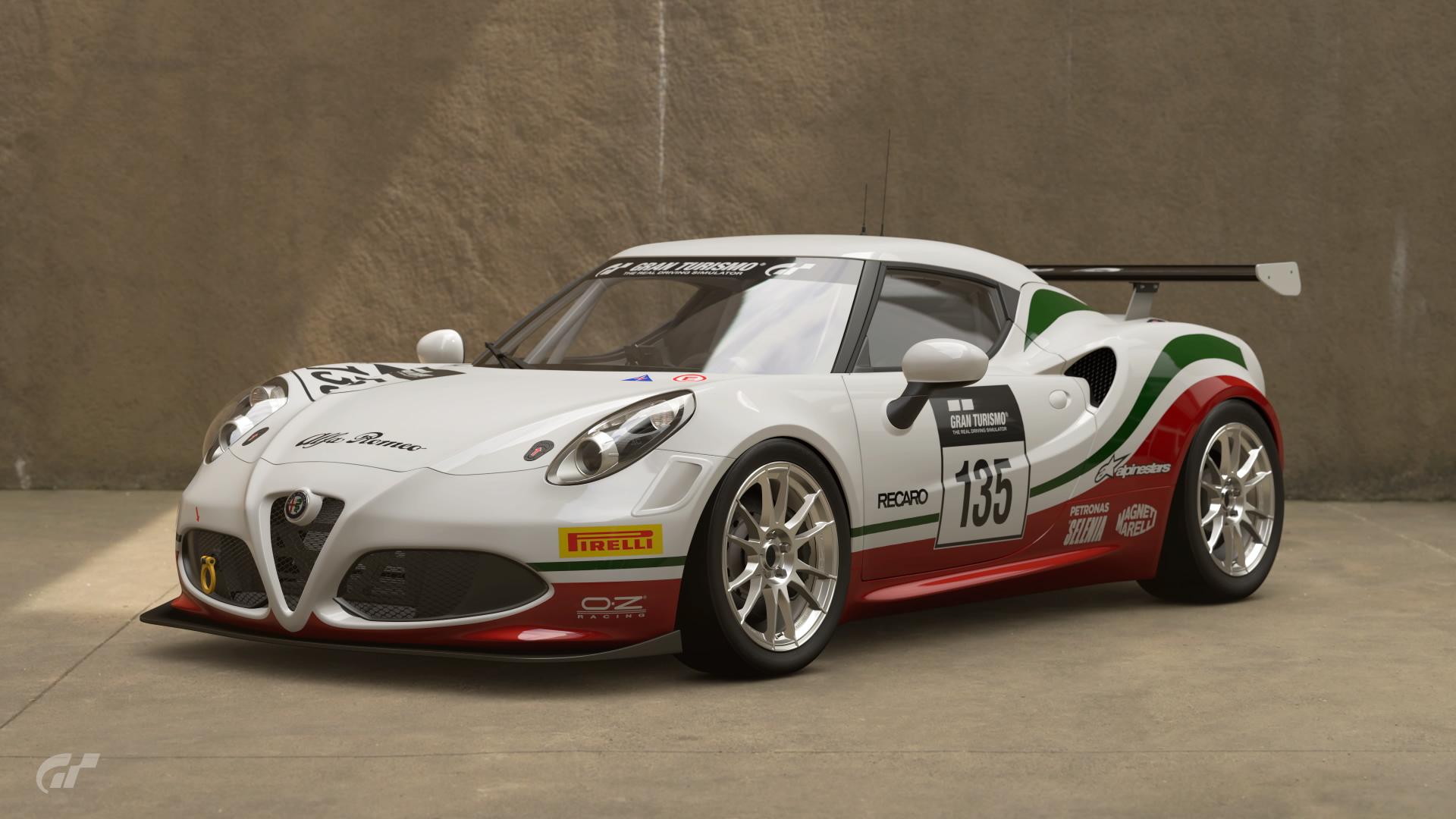 Alfa Romeo 4c Gr 4 Gran Turismo Wiki Fandom