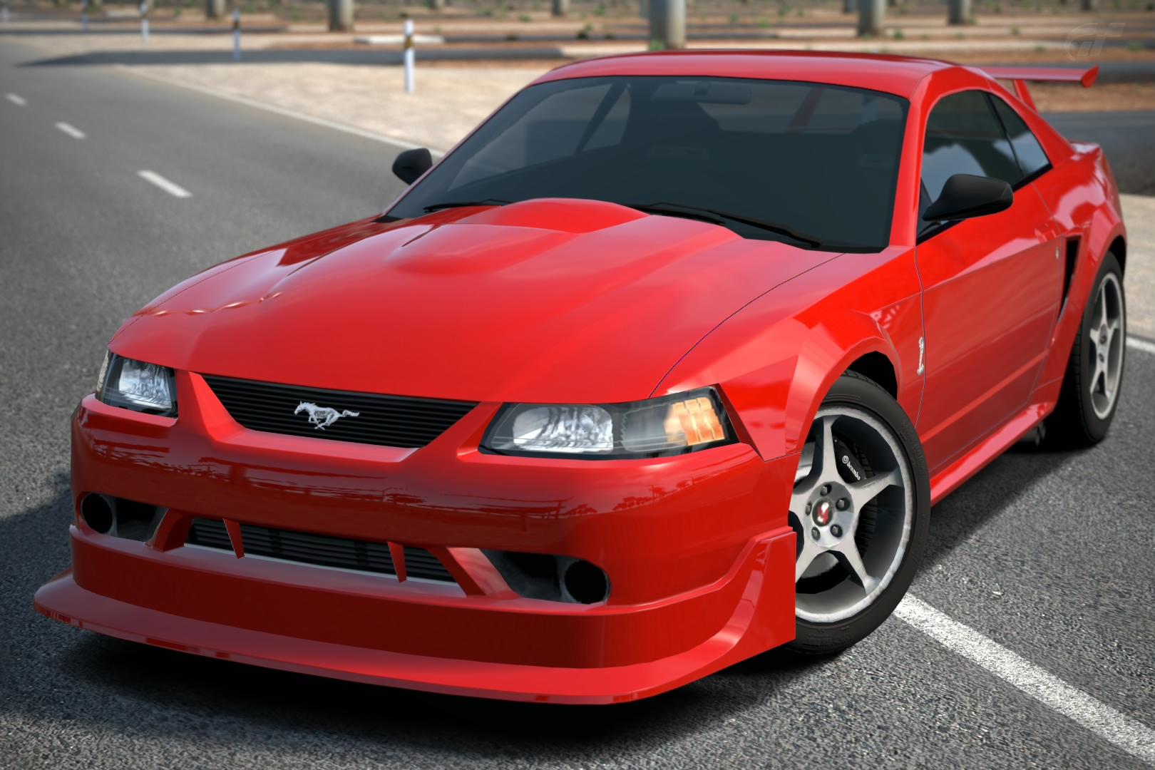 Ford Mustang SVT Cobra R '00