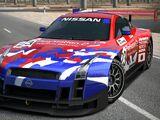 Nissan GT-R Concept LM Race Car
