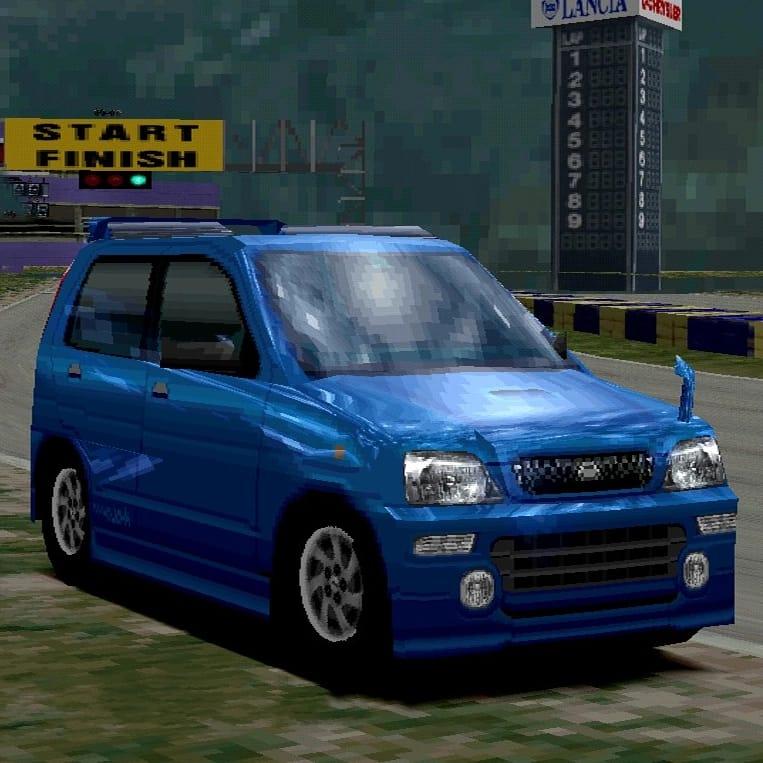 Daihatsu Terios Kid Aerodown (J) '98