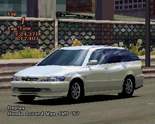Honda Accord Wagon 2300 VTL 4WD '97