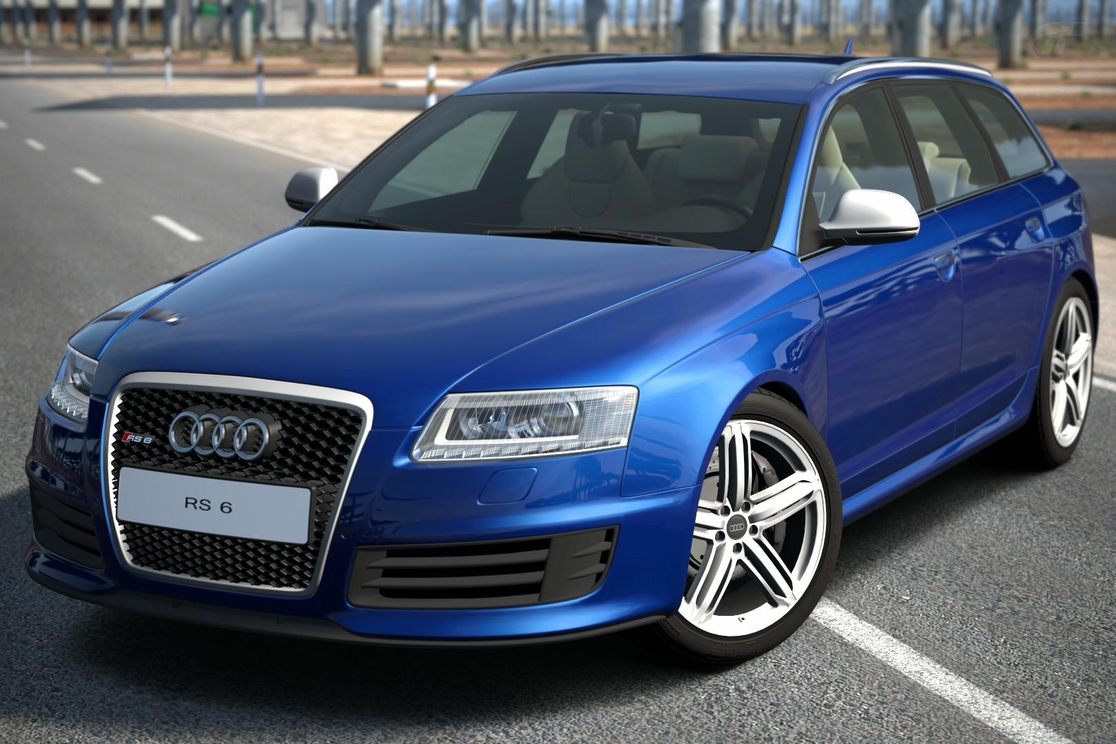 Audi RS 6 Avant '08