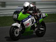 Kawasaki GPZ400R RM
