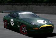 -R-Aston Martin DB7 Coupe (Special Color)