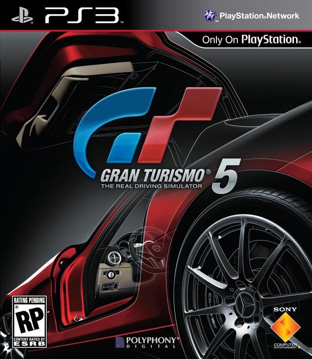 Gran Turismo 5 Front Cover.jpg