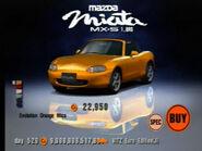Mazda MX-5 Miata 1.8 RS (NB, J) '98