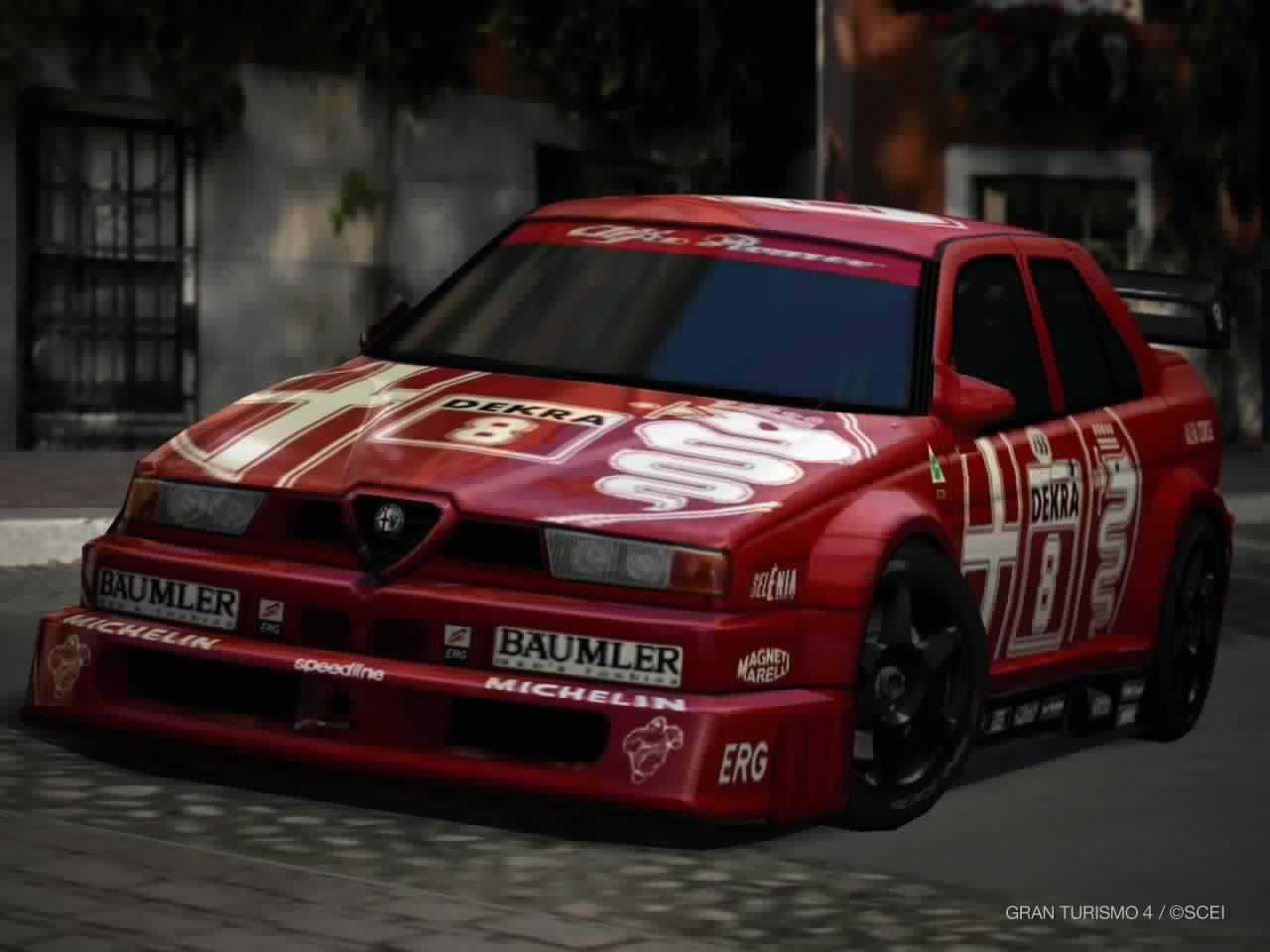 Alfa Romeo 155 2 5 V6 Ti 93 Gran Turismo Wiki Fandom