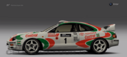 Toyota Celica GT Four Tuned