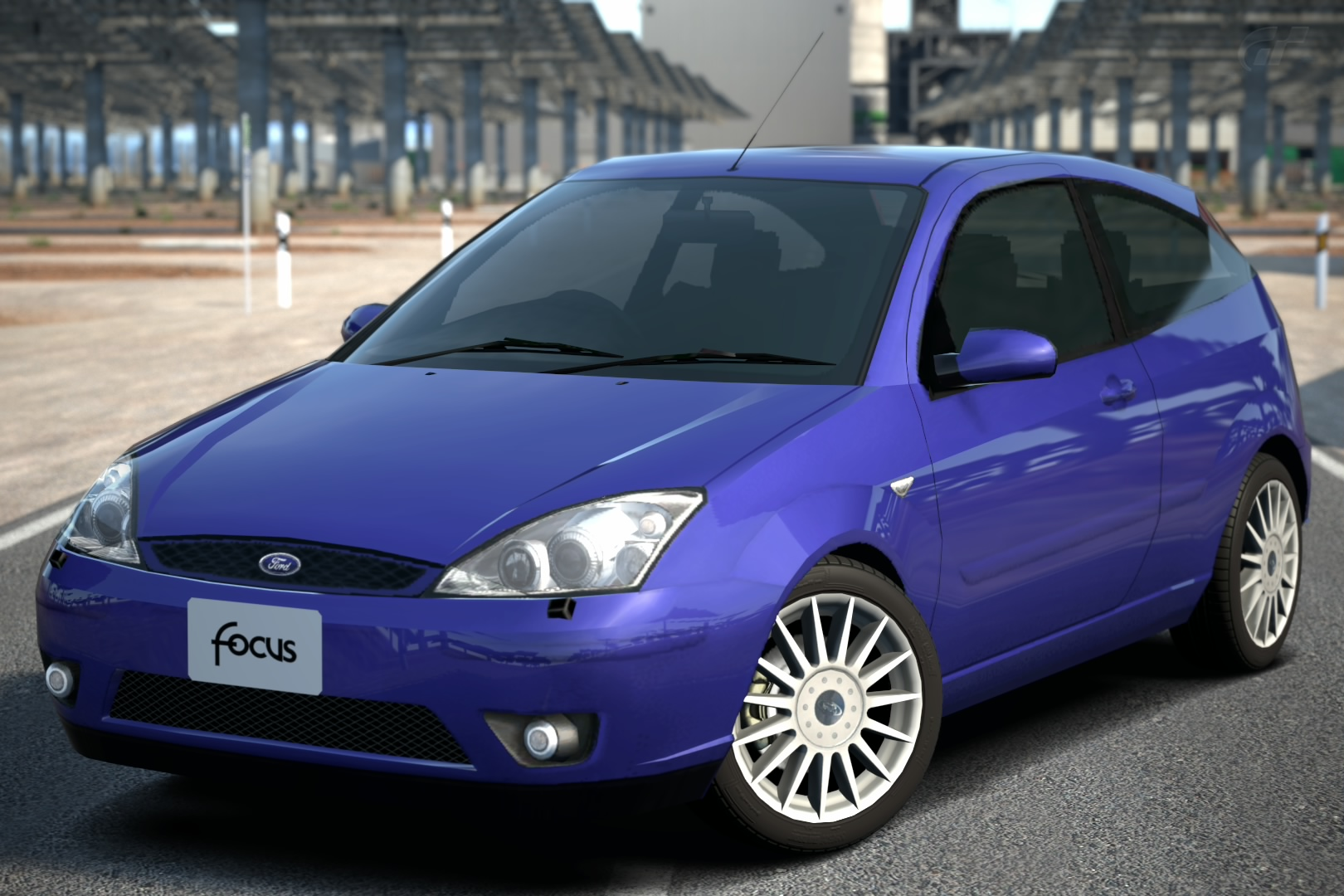 Ford Focus ST170 '03