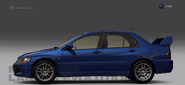Mitsubishi Evo IX GTHD