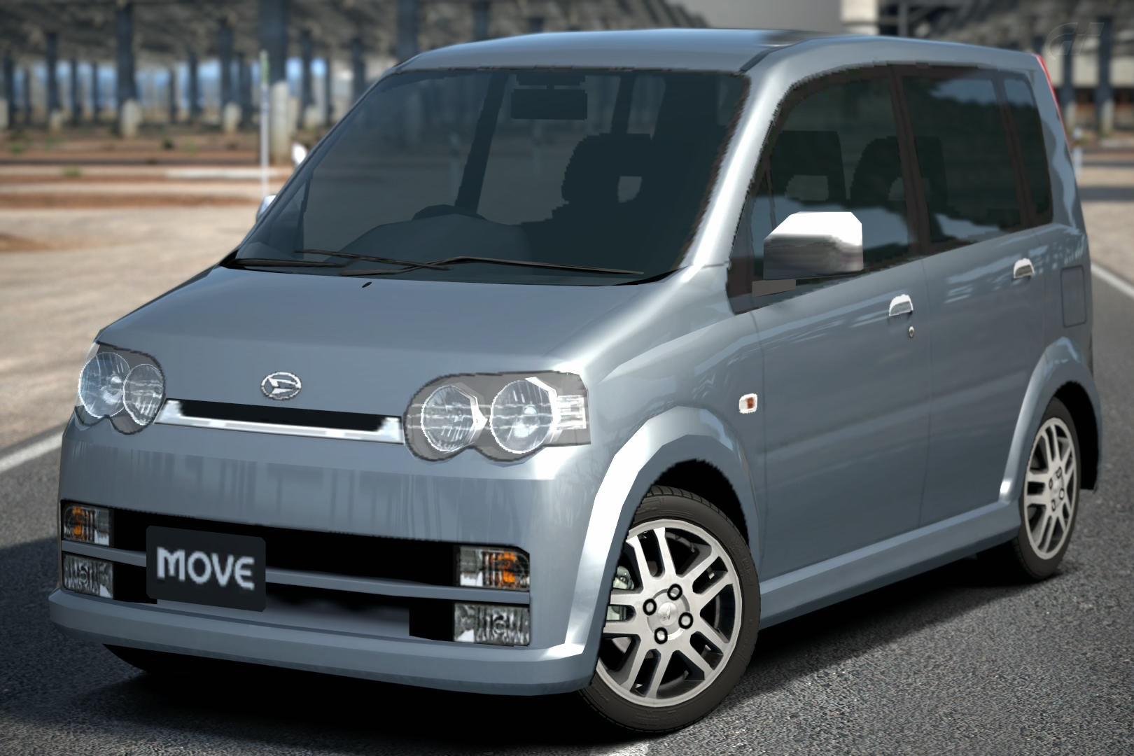 Daihatsu MOVE Custom RS Limited '02
