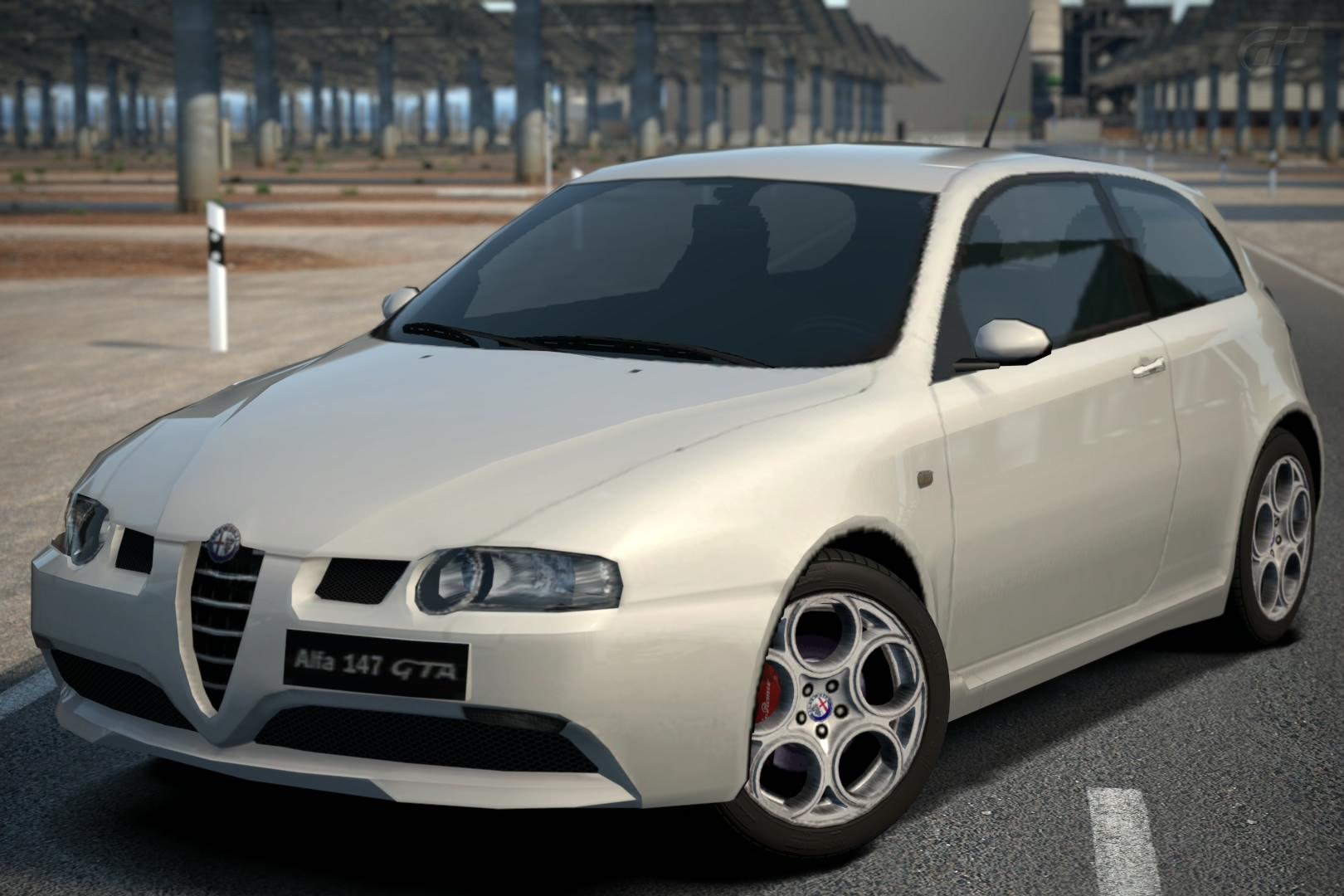 Alfa Romeo 147 Gta 02 Gran Turismo Wiki Fandom