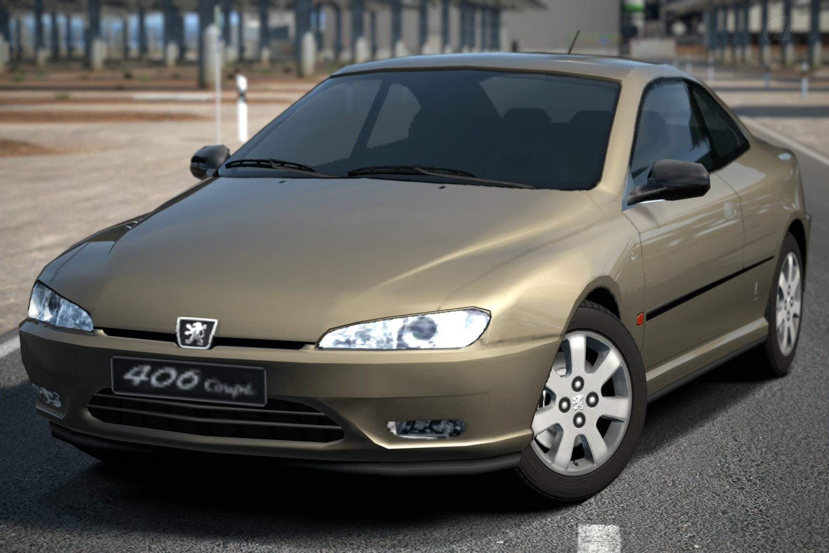 Peugeot 406 3 0 V6 Coupe 98 Gran Turismo Wiki Fandom