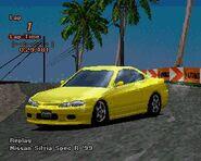Nissan SILVIA spec-R (S15) '99