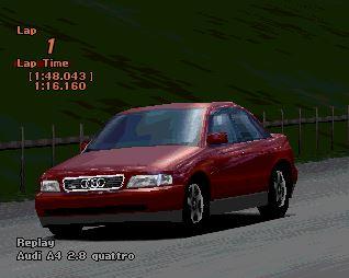 Audi A4 2.8 quattro