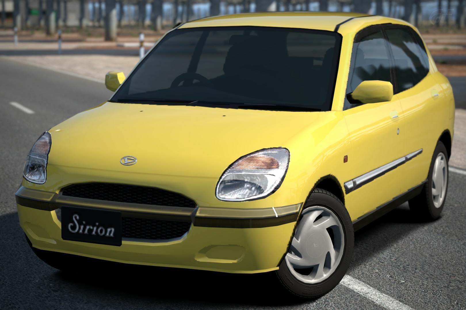 Daihatsu SIRION CX 4WD (J) '98