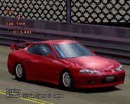 Nissan SILVIA spec-S AERO (S15) '99 (GT2)