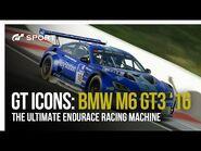 Gran Turismo Icons - BMW M6 GT3 '16-2