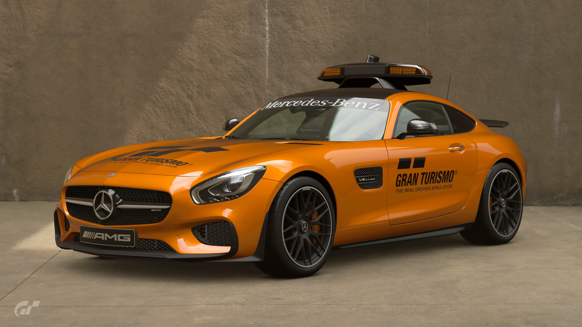 Mercedes-AMG GT Safety Car