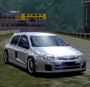 Clio Renault Sport V6 24V (GT2)