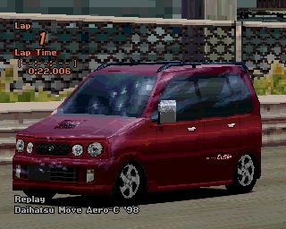 Daihatsu MOVE Custom Aero Down '98