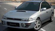 Gran Turismo 4-Subaru Collection (Subaru IMPREZA Sedan WRX STI GC '94)