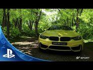 Gran Turismo Sport - Gameplay Unveil Trailer - PS4