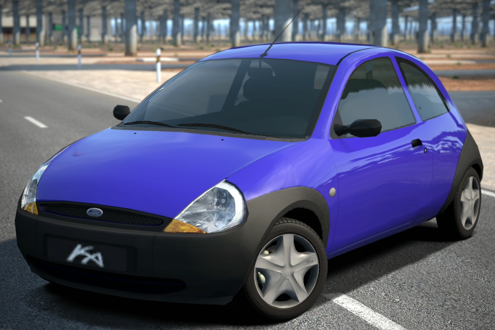 Ford Ka '01