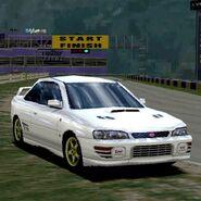 1997 Subaru Impreza Type R STi Version IV