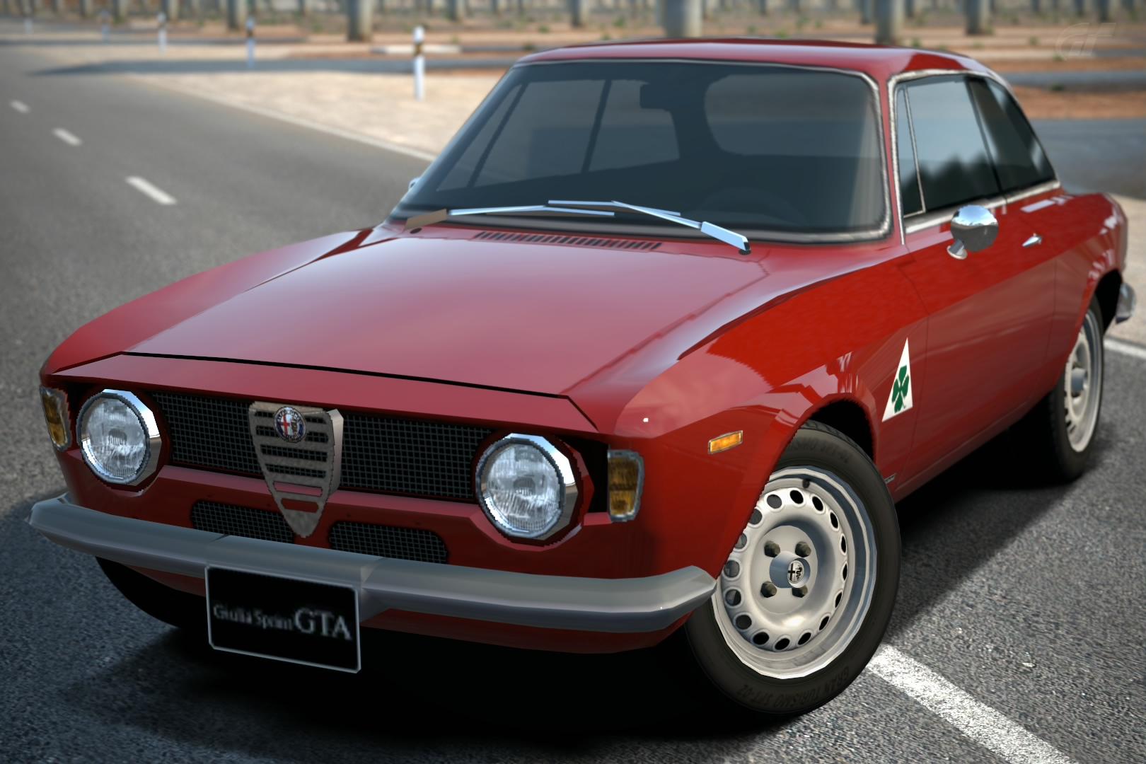 Alfa Romeo Giulia Sprint GTA 1600 '65