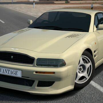Aston Martin V8 Vantage 99 Gran Turismo Wiki Fandom
