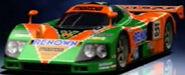 Mazda 787B Race Car '91 (GT3)