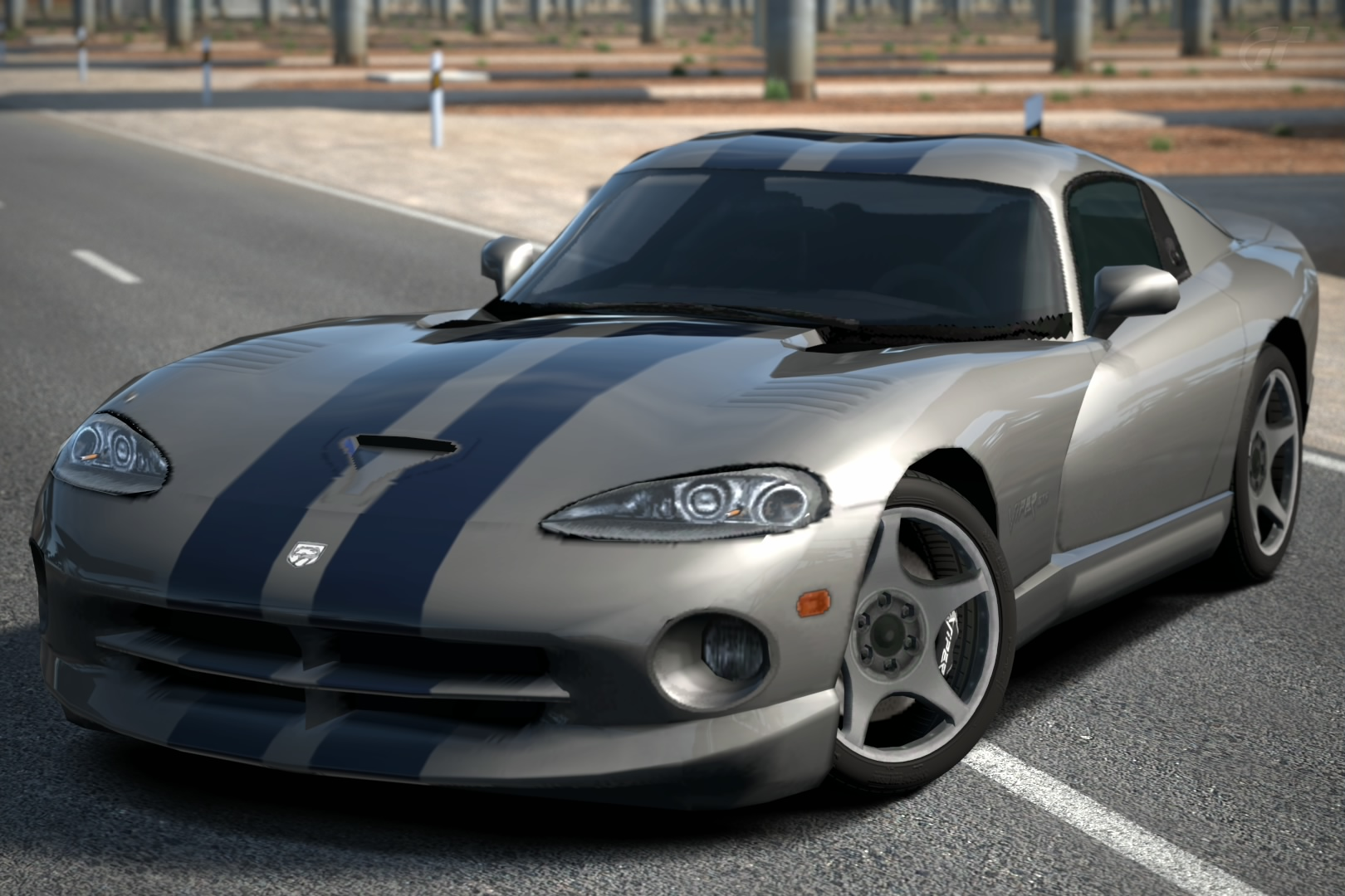 Dodge Viper GTS '99