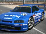 Nissan CALSONIC Skyline '00
