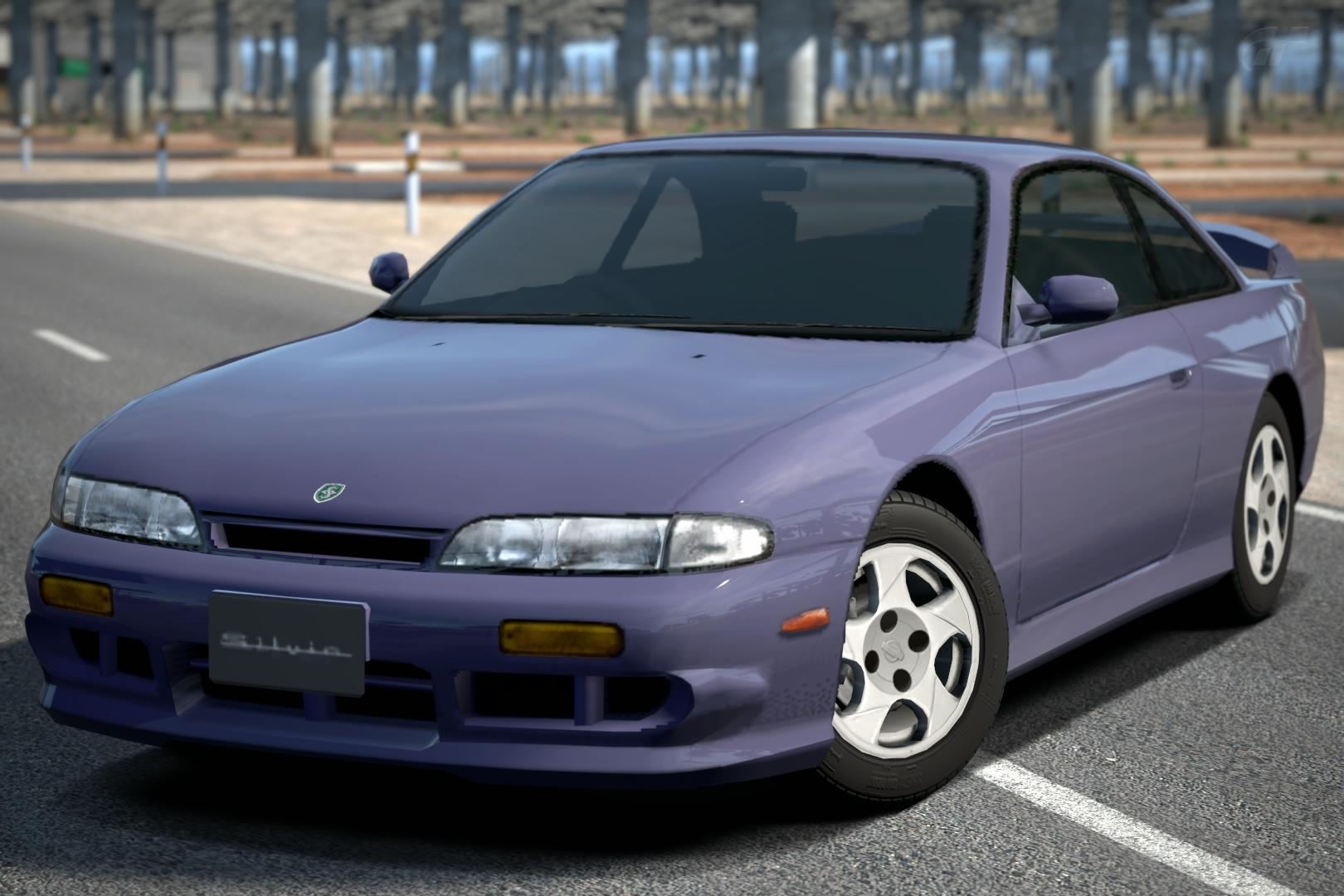 Nissan Silvia Q S Aero S14 93 Gran Turismo Wiki Fandom