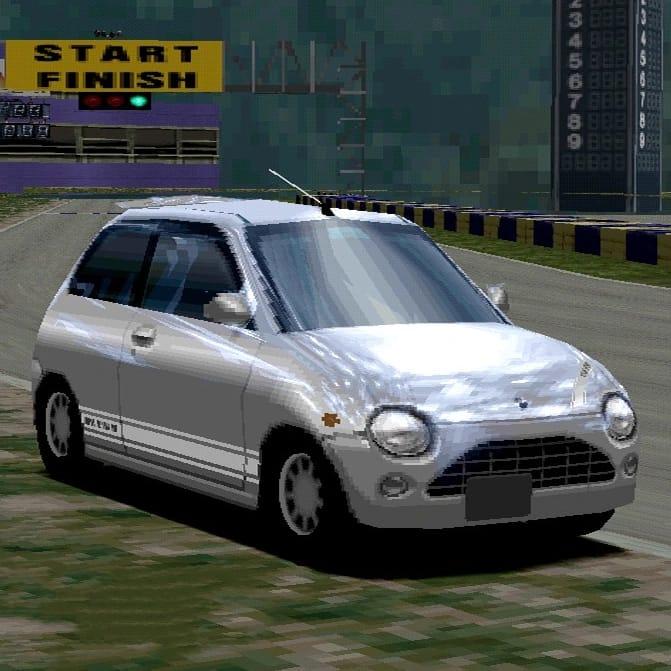 Daihatsu Opti Club Sport (4WD,J) '97