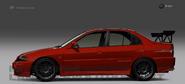 Mitsubishi Evo IV 96 Tuned