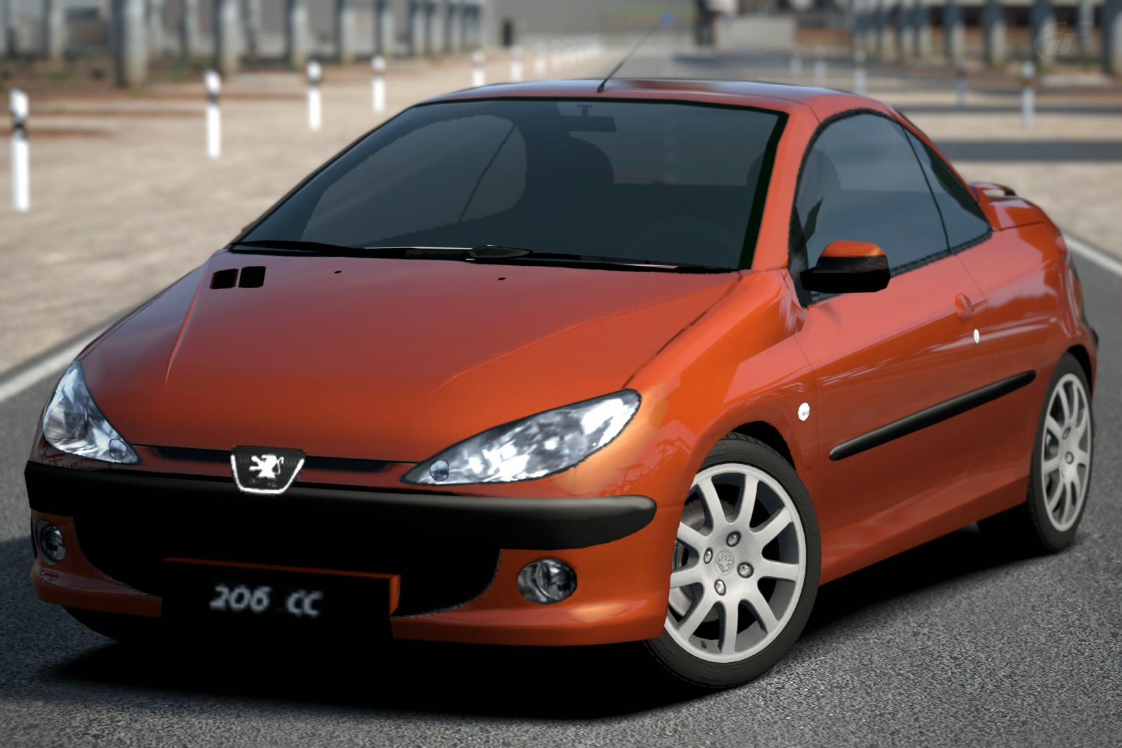 Peugeot 206 Cc 01 Gran Turismo Wiki Fandom