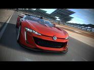 Volkswagen GTI Roadster Vision Gran Turismo- Inside Movie