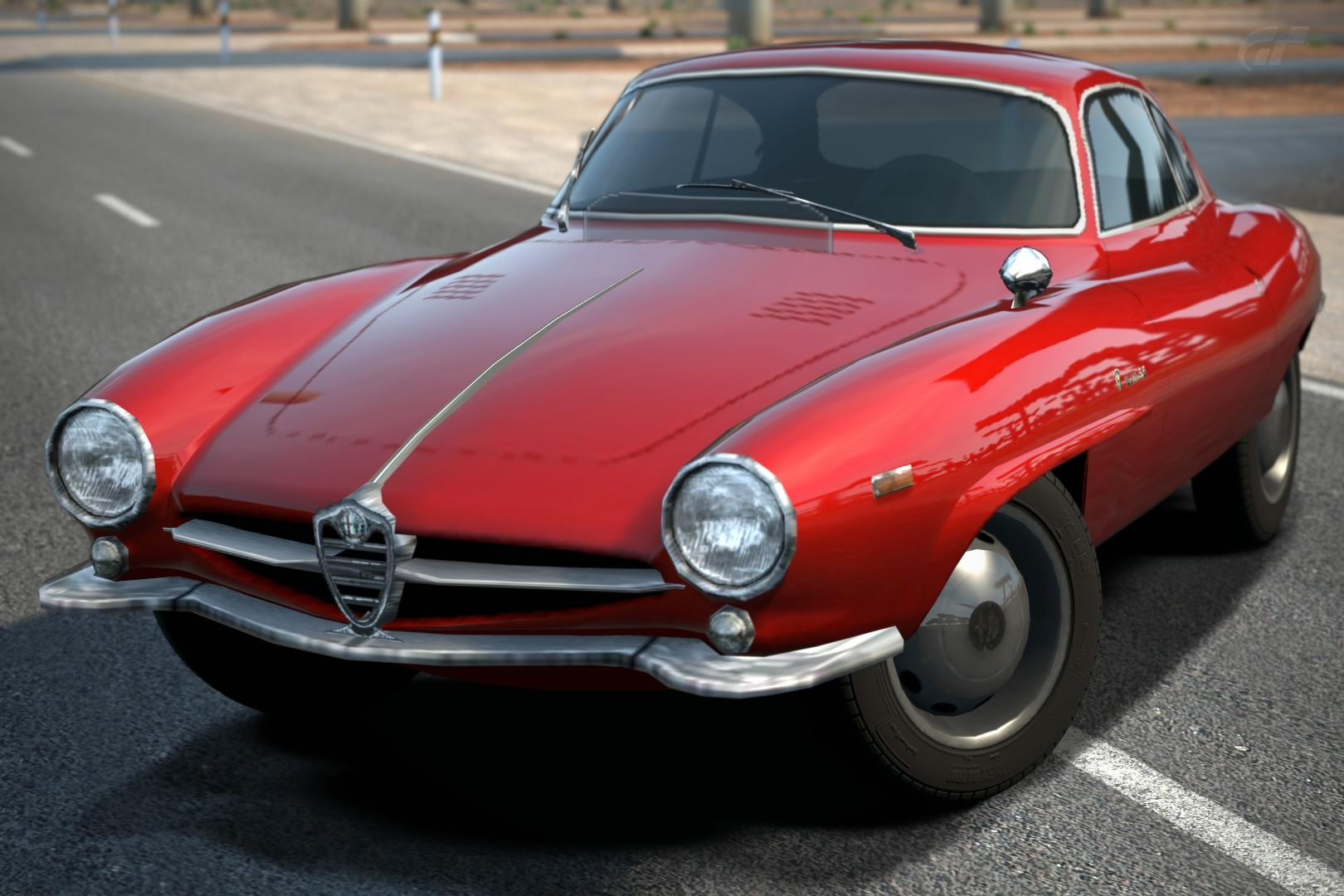 Alfa Romeo Giulia Sprint Speciale '63