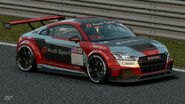 Audi TT Cup '16 Michelin Tire Sticker