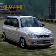 1998 Subaru Pleo RS
