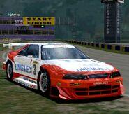 Nissan Unisia Jecs Skyline GT (JGTC) '99