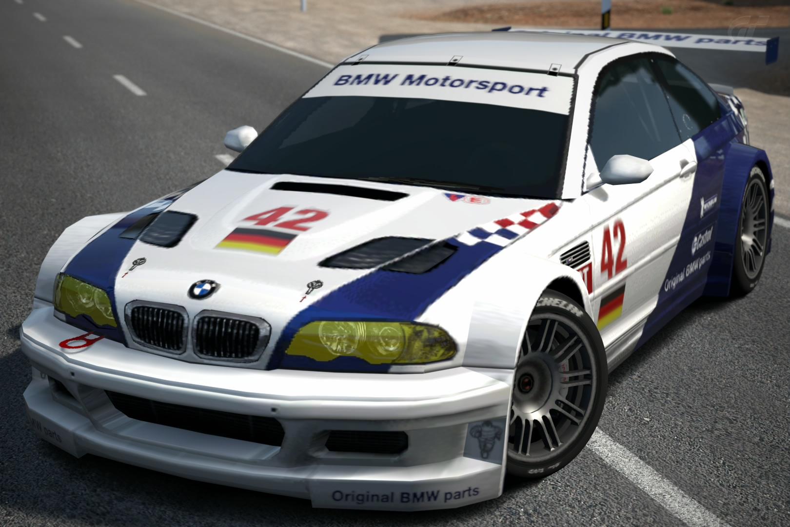 Bmw M3 Gtr Race Car 01 Gran Turismo Wiki Fandom