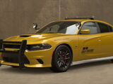 Dodge Charger SRT Hellcat Safety Car
