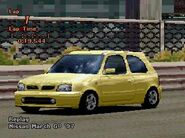 Nissan March G♯ '97