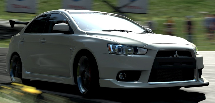 Mitsubishi Lancer Evolution X Gsr Tuned Car Gran Turismo Wiki Fandom