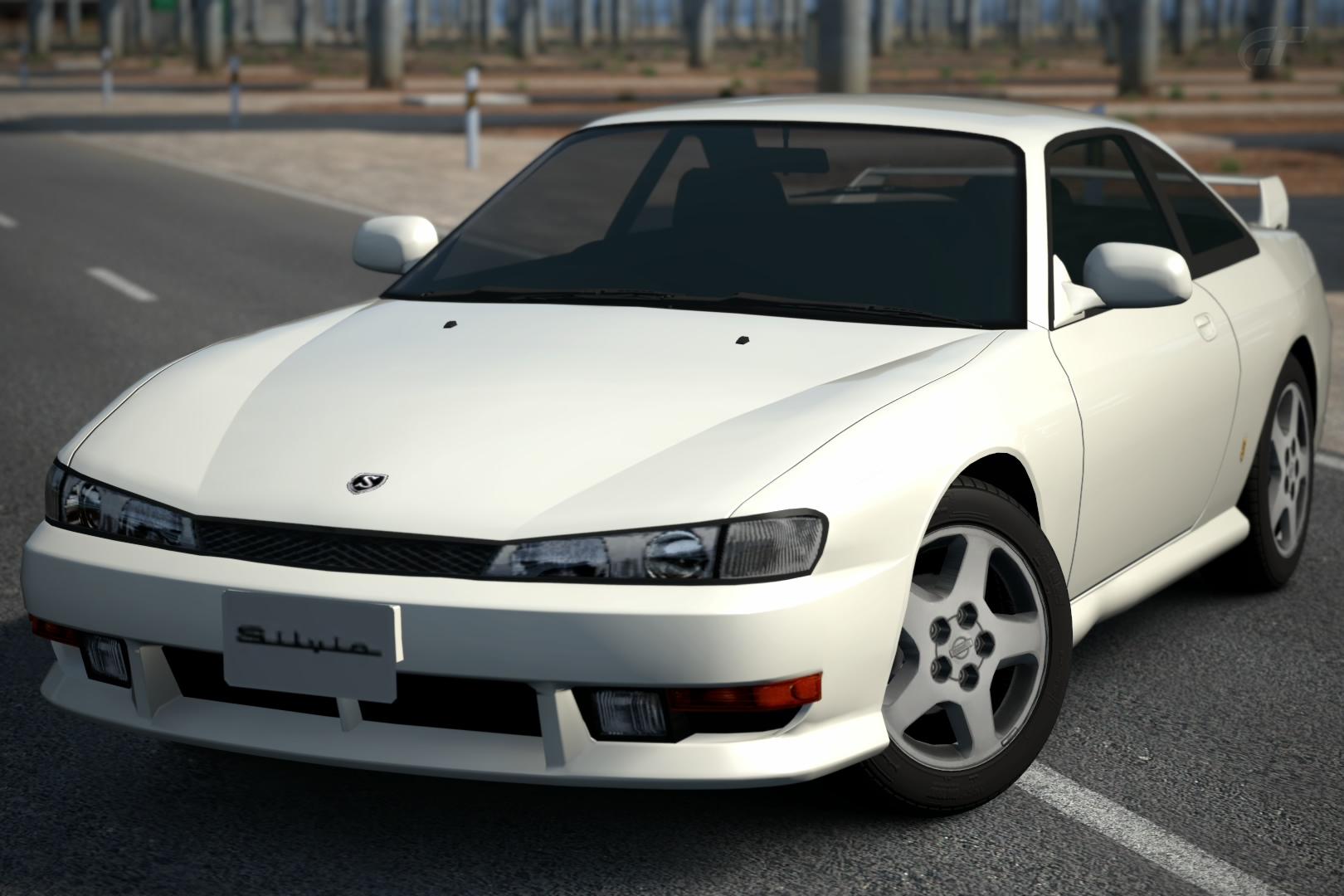 Nissan Silvia K S Aero S14 96 Gran Turismo Wiki Fandom